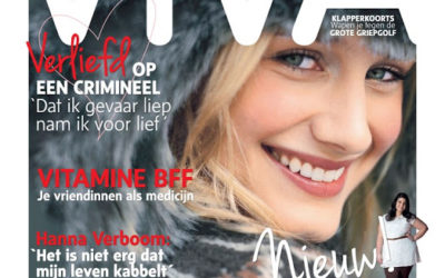 Magazine Article: Viva (Dutch)