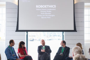 Panel on Robot Ethics