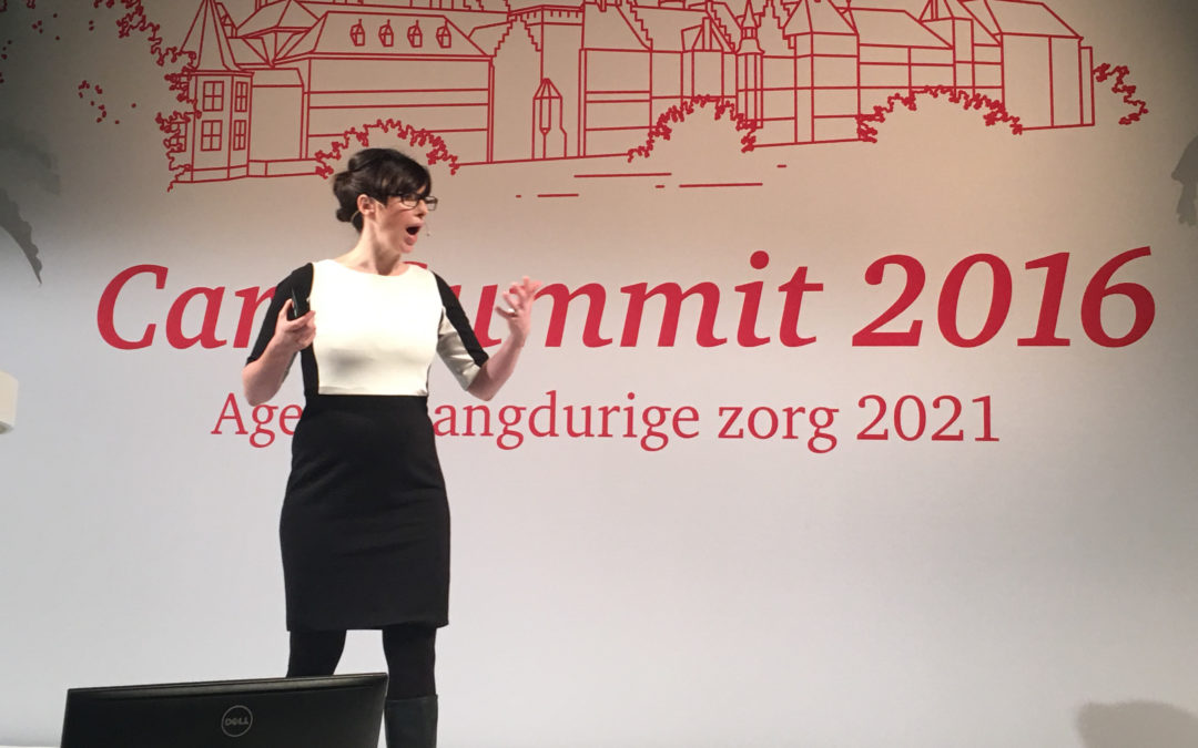 Lecture at Care Summit 2016
