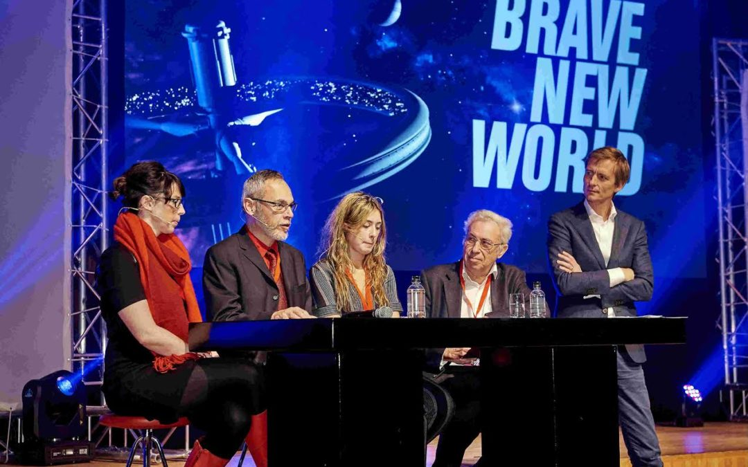 Panel Discussion at Brave New World