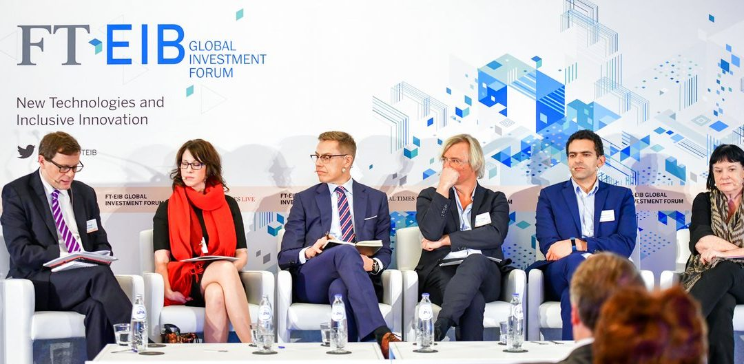 FT – EIB Global Investment Forum