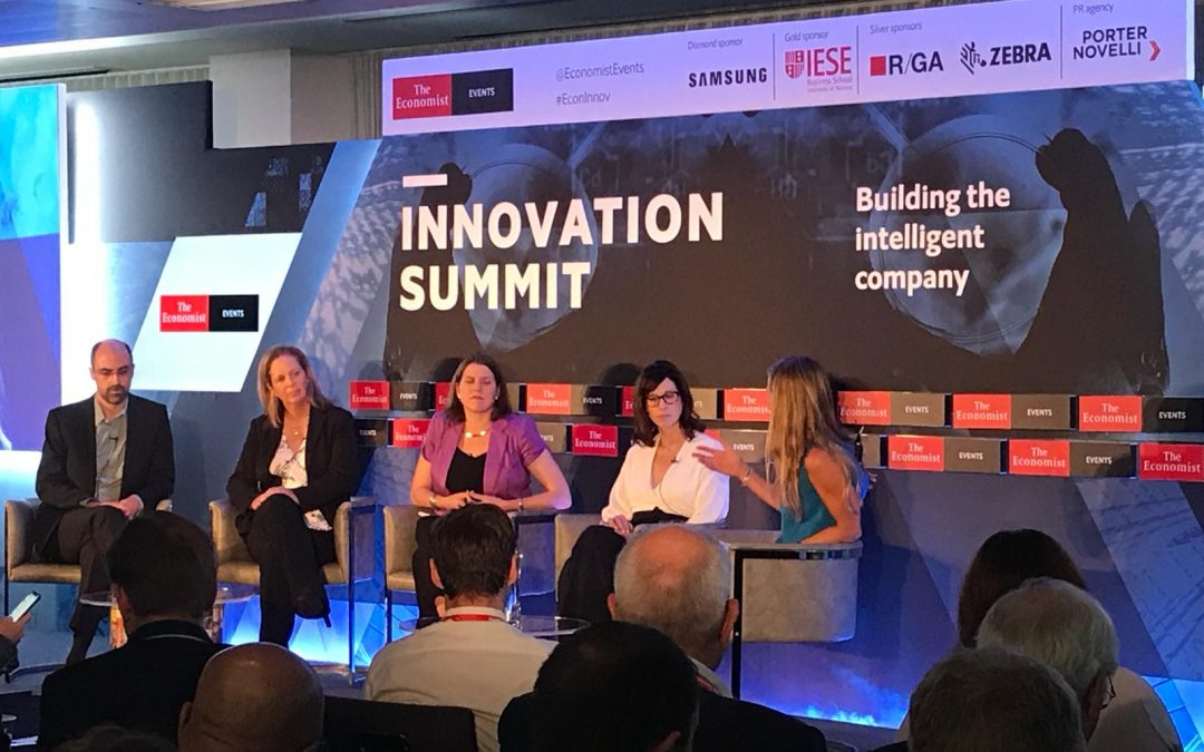 Economist Innovation Summit (London, UK)